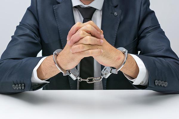 逮捕・面会のイメージ