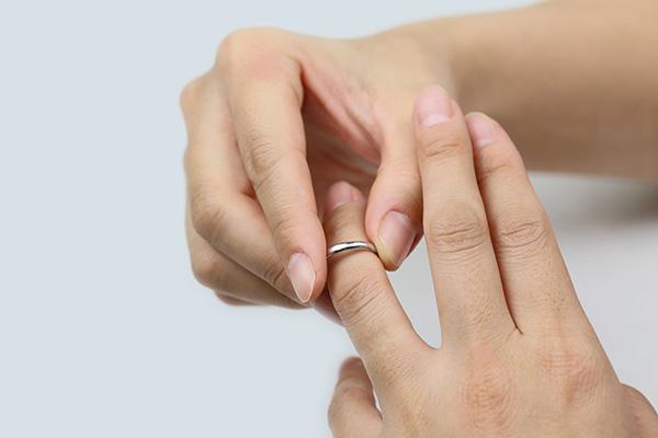離婚 指輪