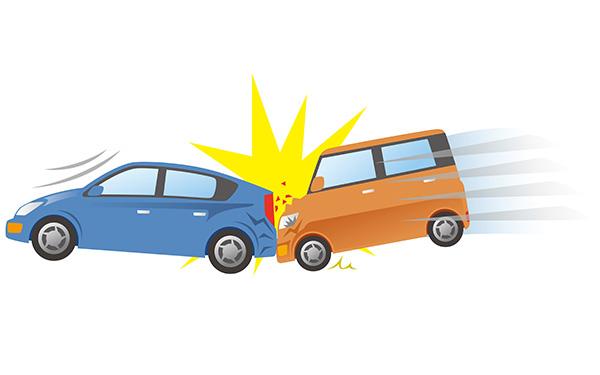 車の追突事故