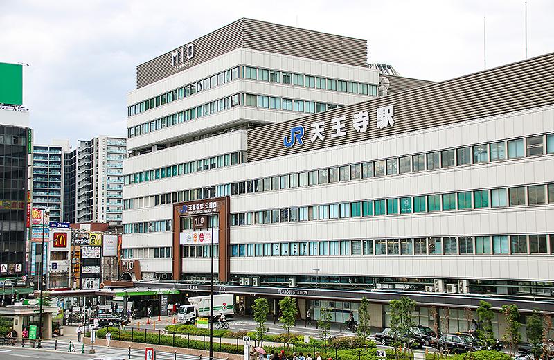 天王寺駅(MIO)