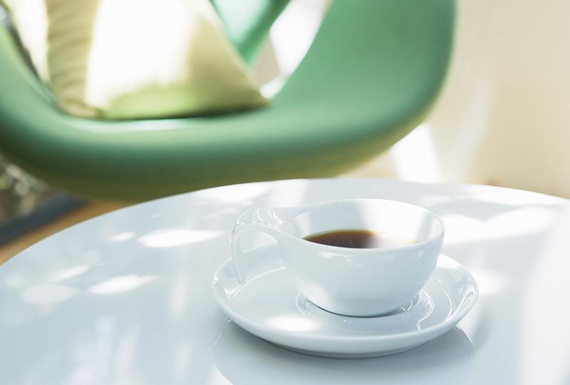 幸せなコーヒータイム