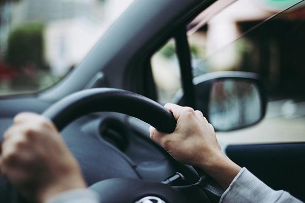 あおり運転被害対応イメージ
