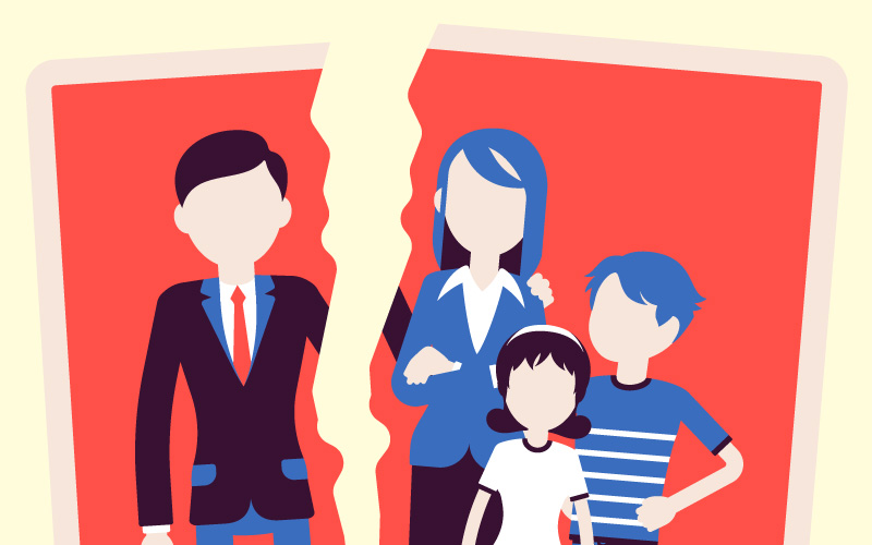 離婚問題の法律相談事例